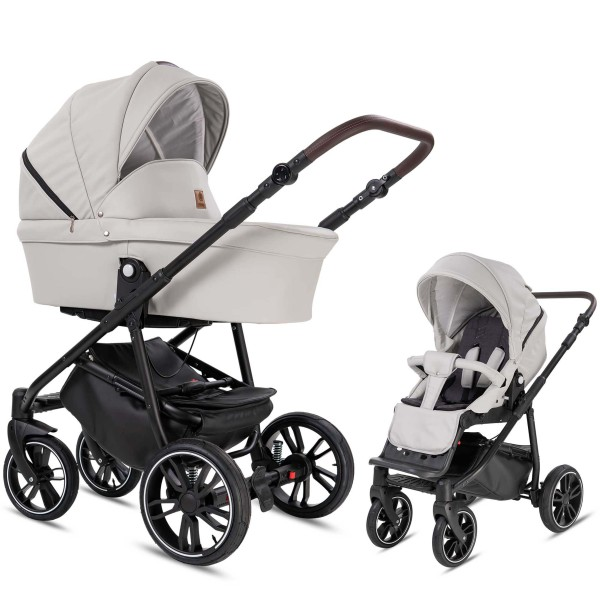 Bebebi Minigo Beat | 2 in 1 pram & pushchair set