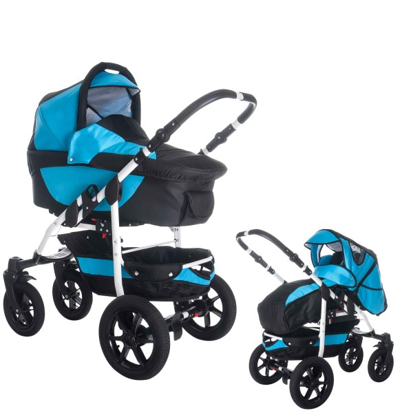 Bebebi Sidney | 2 in 1 Combinatiewagen