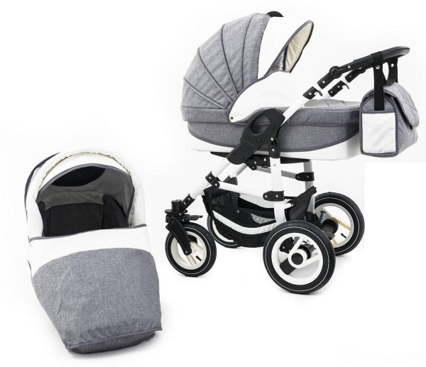 Tabbi ECO LN | 2 in 1 pram & pushchair set