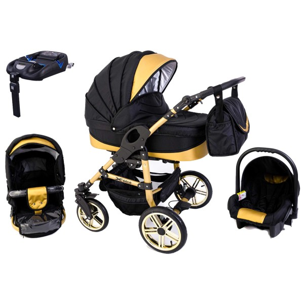 Tabbi ECO LN | 4 in 1 kinderwagen set