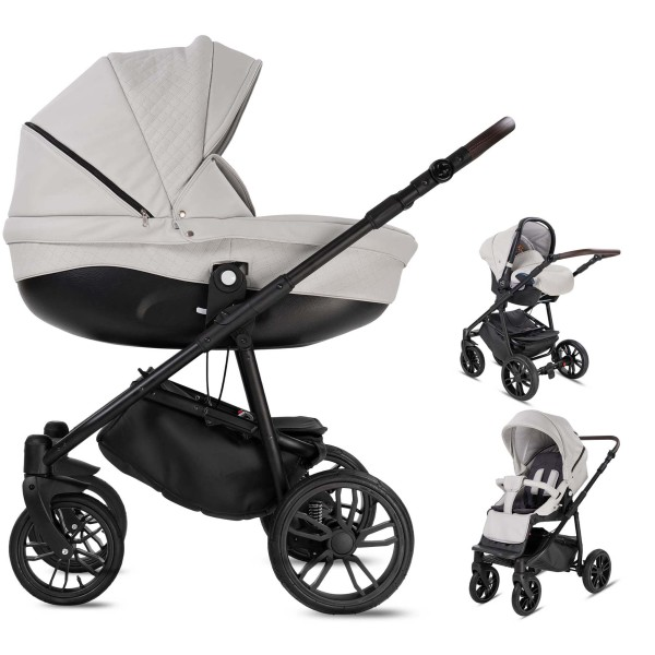 Friedrich Hugo Minigo Flow | 3 in 1 pram & pushchair set
